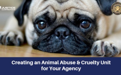 Creating an Animal Abuse & Cruelty Unit for Your Agency