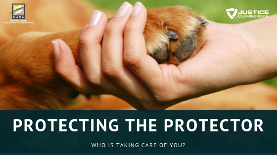 Protecting the Protector: Who is Taking Care of You?