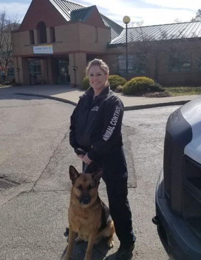 Woodford Co. Animal Control