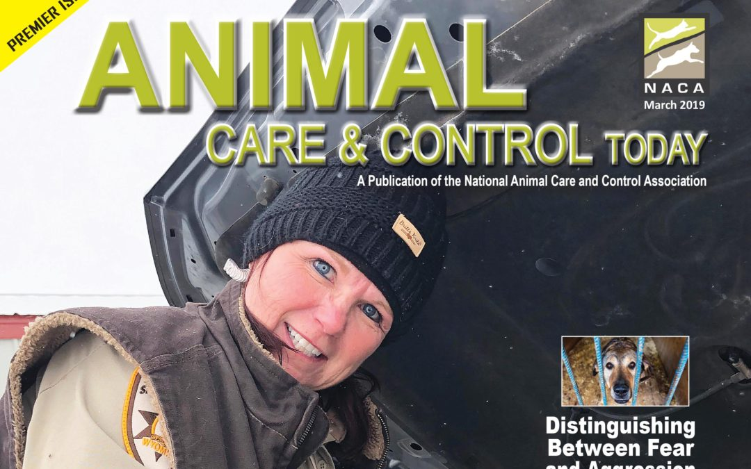 """""""ANIMAL CARE AND CONTROL TODAY"""" MAGAZINE"""