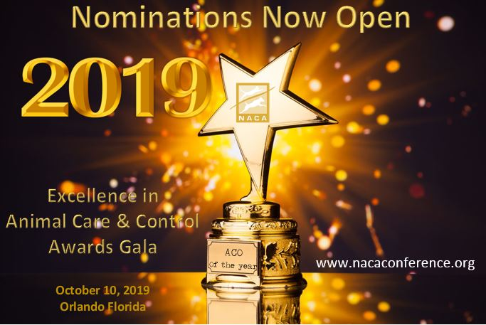 2019 NACA Award Nominations Open