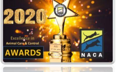 2020 NACA Award Receipients