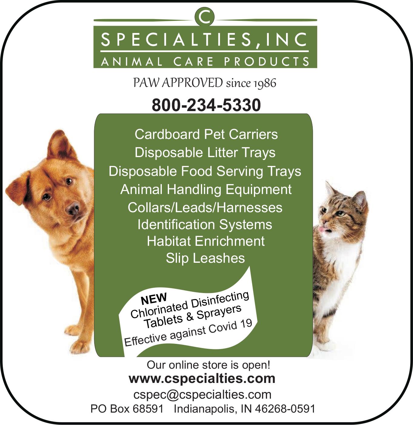 C Specialties