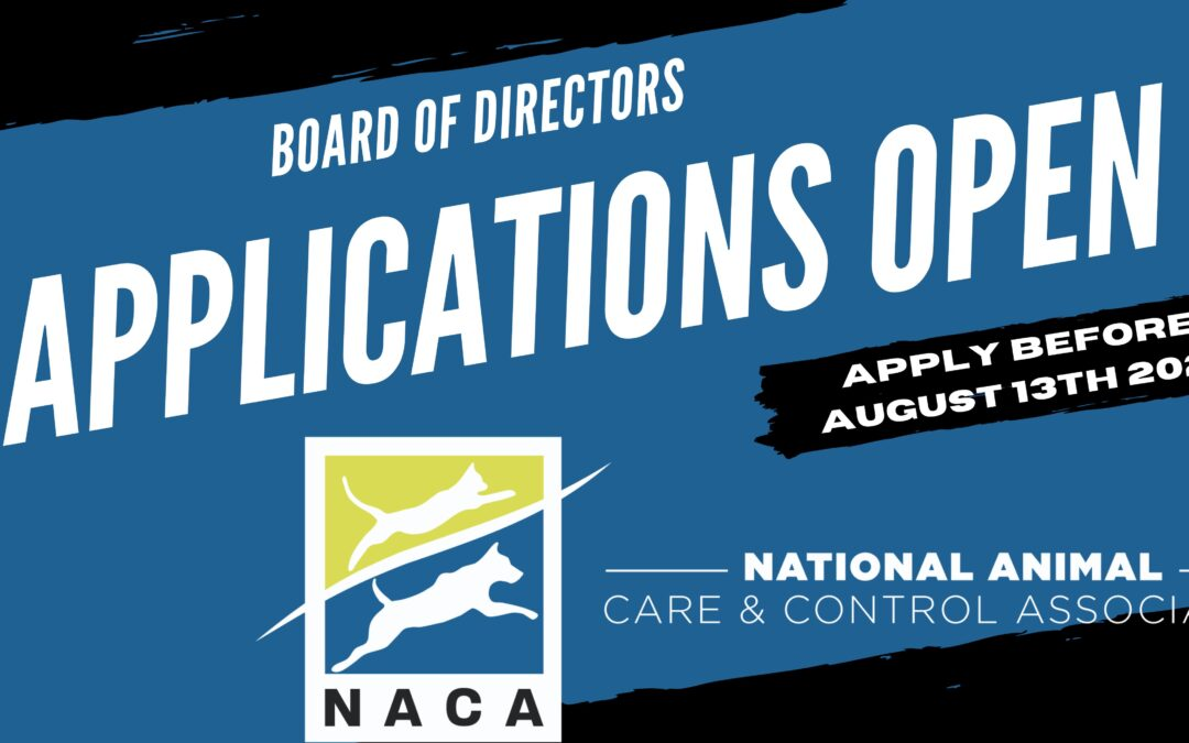 Board Application Process is Closed
