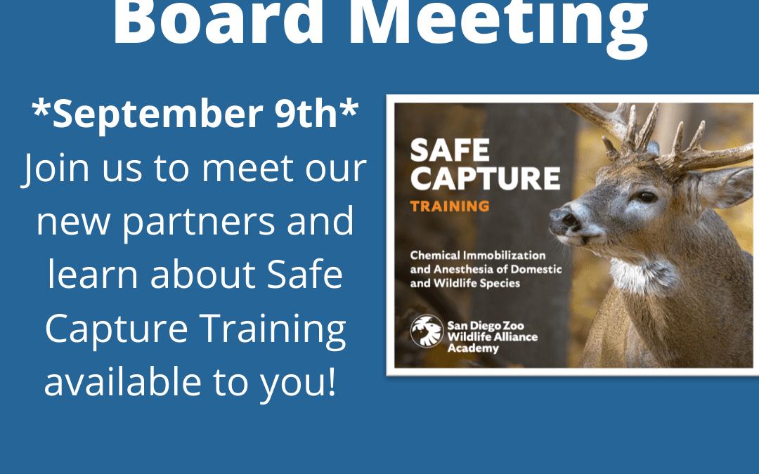 NACA Board Meeting