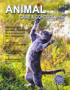National Animal Care & Control Magazine - Summer 2021